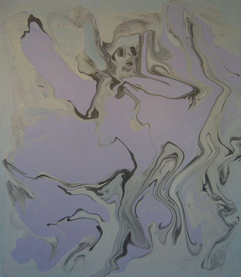 Rezi Van Lankveld at Friedrich Petzel Gallery