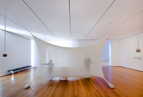 Ernesto Neto Navedenga at MoMA